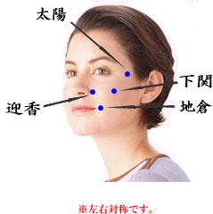 出張専門こしがや鍼灸治療所 顔面神経麻痺