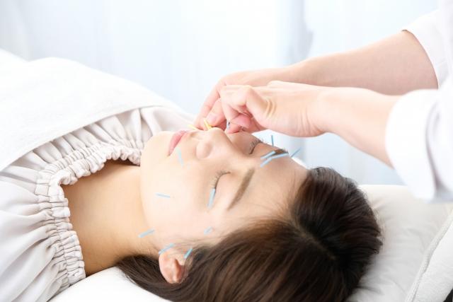 出張専門こしがや鍼灸治療所 症例別対処法 美容鍼