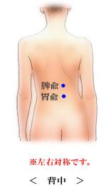 出張専門こしがや鍼灸治療所 胃の痛み 胃炎