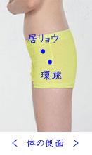 出張専門 こしがや鍼灸治療所 股関節の痛み 股関節痛