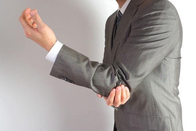 出張専門こしがや鍼灸治療所  症例別対処法 ゴルフ肘 肘の痛み