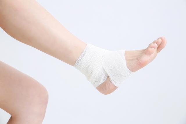 出張専門こしがや鍼灸治療所 症例別対処法 捻挫骨折の後遺症