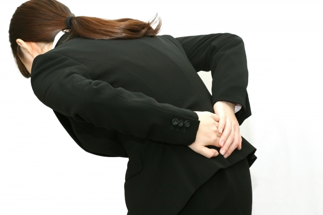 出張専門こしがや鍼灸治療所 症例別対処法 腰痛・ぎっくり腰